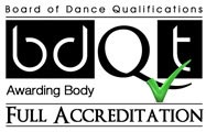 Board of dance Qualifications